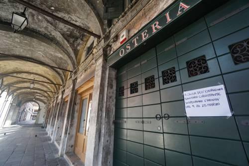 Venezia isolata, dopo le indicazioni contro il coronavirus 4