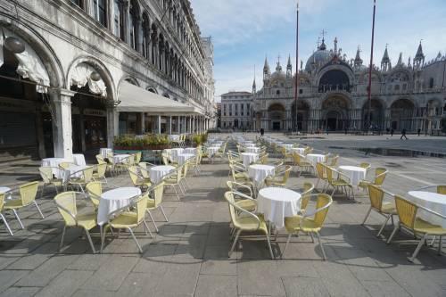 Venezia isolata, dopo le indicazioni contro il coronavirus 11