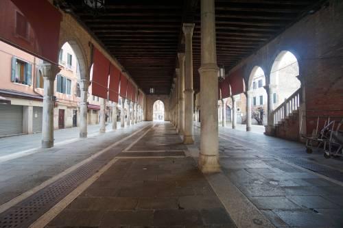 Venezia isolata, dopo le indicazioni contro il coronavirus 7