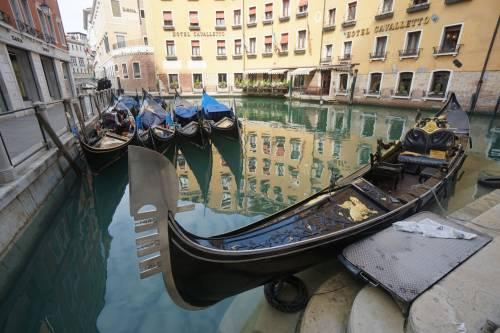 Venezia isolata, dopo le indicazioni contro il coronavirus 9