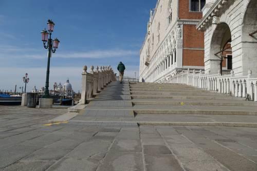 Venezia isolata, dopo le indicazioni contro il coronavirus 16