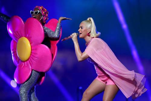 Katy Perry col pancione, foto 6