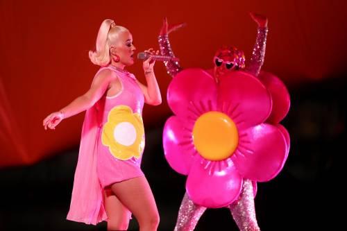 Katy Perry col pancione, foto 7