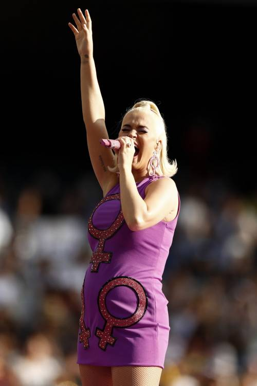 Katy Perry col pancione, foto 10