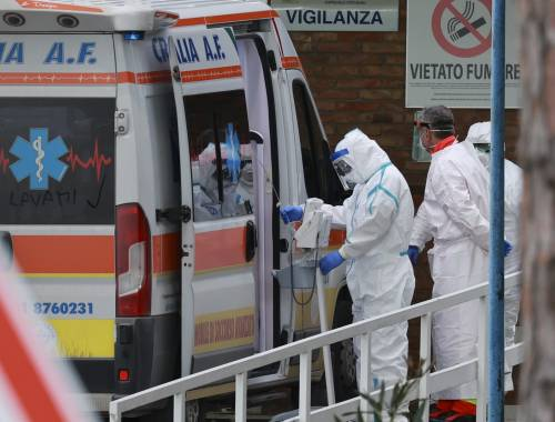 Coronavirus in Lombardia: 25mila positivi e 546 morti in un solo giorno