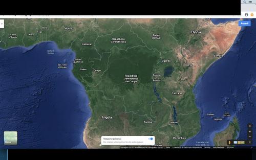 L'Africa batte l'Amazzonia: è in Congo il polmone verde del mondo