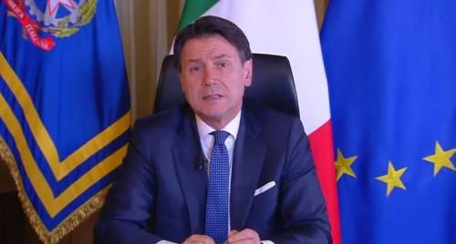 """Conte blinda l'Italia: """"Chiusi bar, negozi e locali pubblici"""""""
