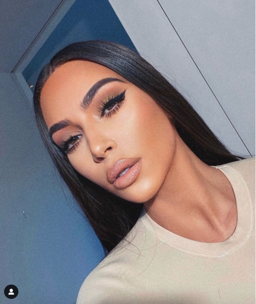 Kim Kardashian sexy su Instagram, foto 9