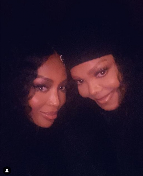 Naomi Campbell, i selfie su Instagram 7