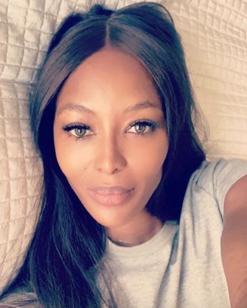Naomi Campbell, i selfie su Instagram 4