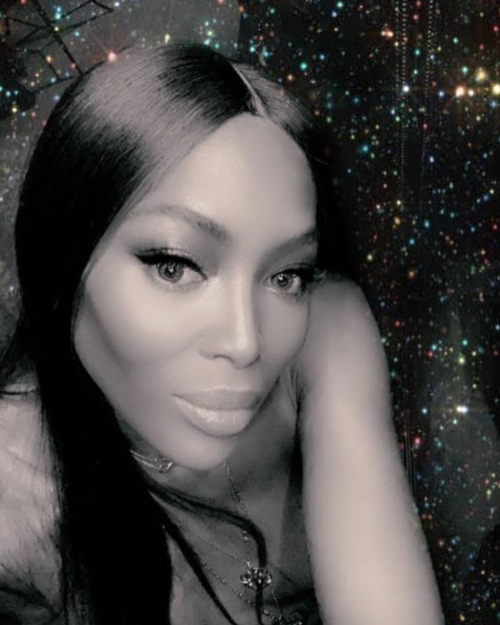 Naomi Campbell, i selfie su Instagram 5