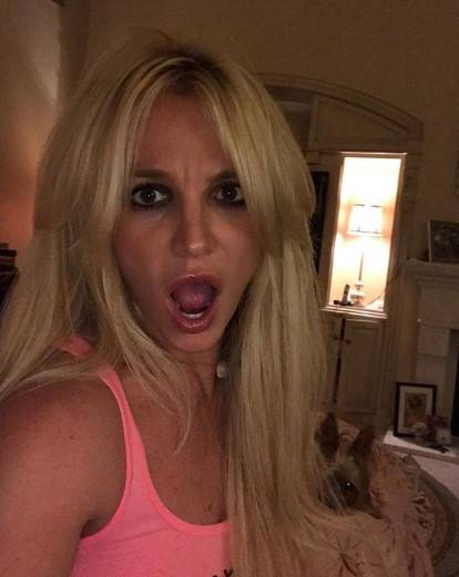 Britney Spears, le foto hot 8