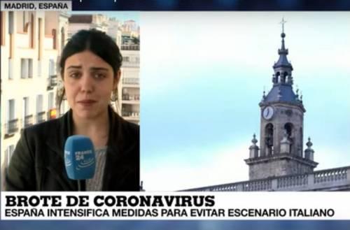 Spagna, ministri contagiati e gli ospedali sono nel panico
