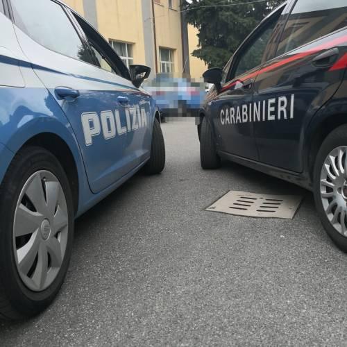 Approfittano della quarantena per svaligiare negozi: arrestati due ladri