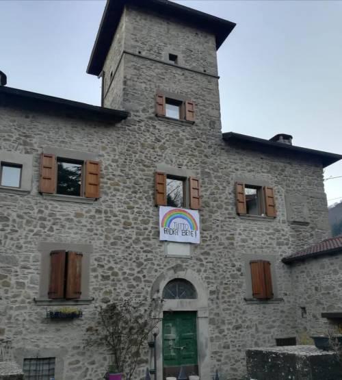 """""""Andrà tutto bene"""", il messaggio di speranza dei bimbi italiani 13"""
