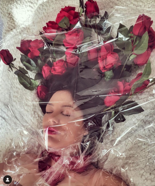 Naike Rivelli hot su Instagram 5