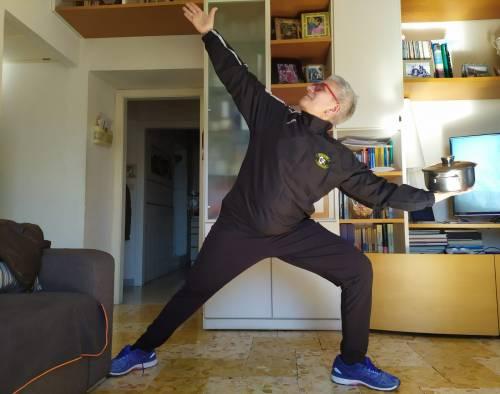 """Rugby Roma, così atleti e dirigenti """"placcano"""" il coronavirus 4"""