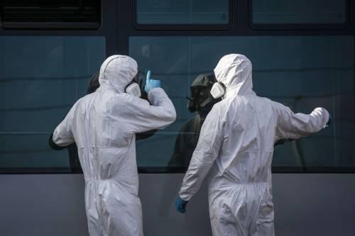 Coronavirus, quasi 15mila i malati: 250 decessi in un solo giorno