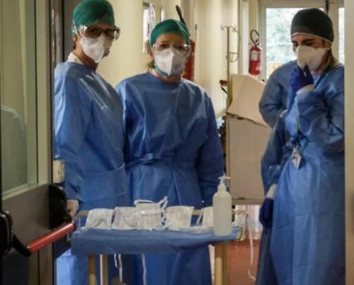 Ci saranno 90mila malati e la corsa del virus finirà il 25 aprile