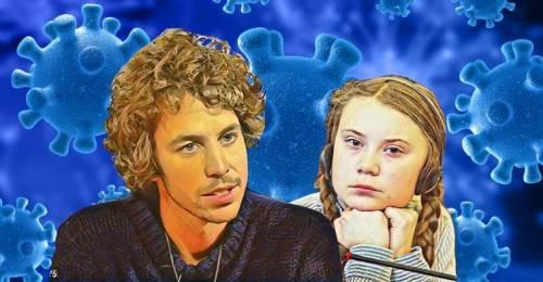 Coronavirus, ora che dicono le sardine e Greta Thunberg?