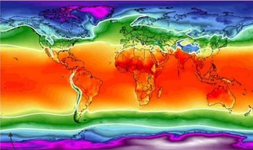 Italia Climatica Cartina.Ecco La Cintura Del Coronavirus Il Clima Che Facilita La Pandemia Ilgiornale It