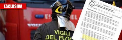 """Coronavirus, pompieri in servizio anche se """"contagiati"""""""