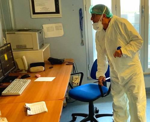 Nell'ospedale-trincea di Cremona 3