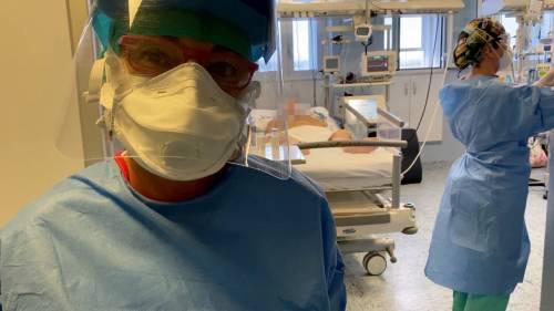 Nell'ospedale-trincea di Cremona 4