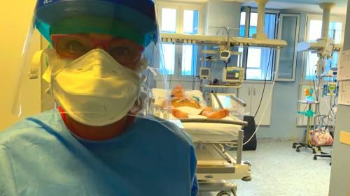 Nell'ospedale-trincea di Cremona 5