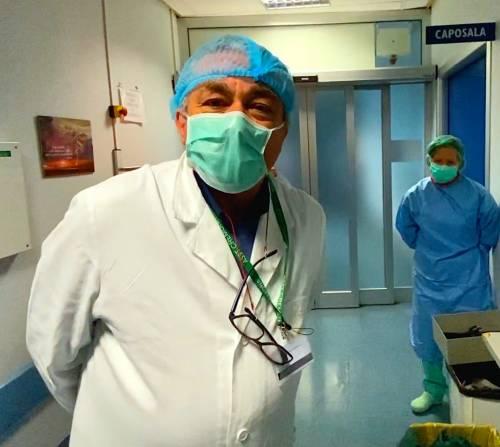 Nell'ospedale-trincea di Cremona 12