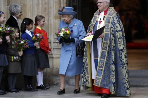La Regina Elisabetta II al Commonwealth Day, foto 3