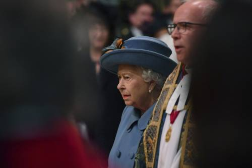 La Regina Elisabetta II al Commonwealth Day, foto 10