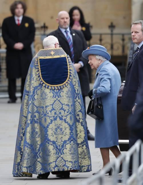 La Regina Elisabetta II al Commonwealth Day, foto 7