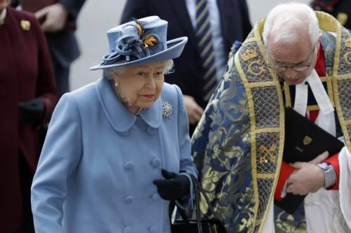 La Regina Elisabetta II al Commonwealth Day, foto 8