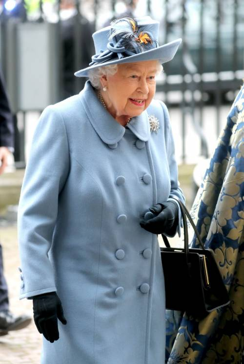 La Regina Elisabetta II al Commonwealth Day, foto 4