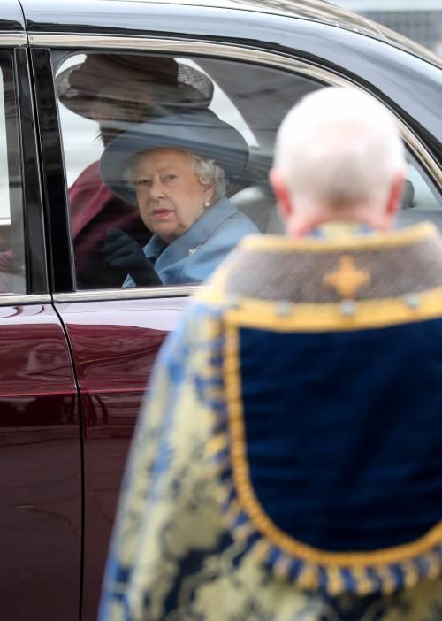 La Regina Elisabetta II al Commonwealth Day, foto 5