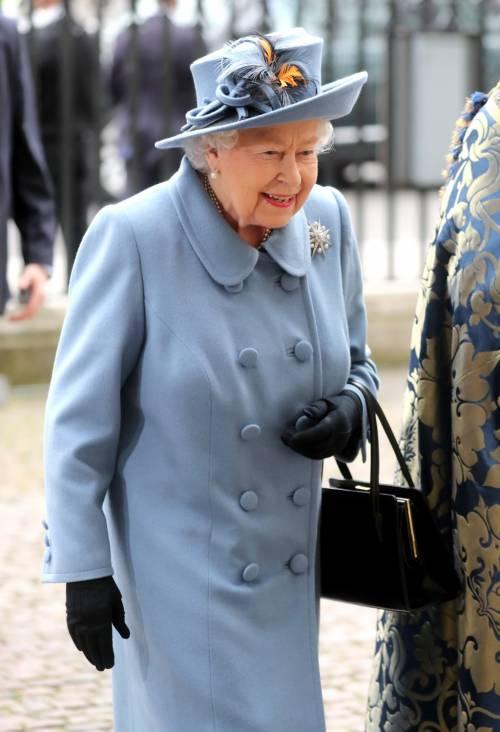 La Regina Elisabetta II al Commonwealth Day, foto 6