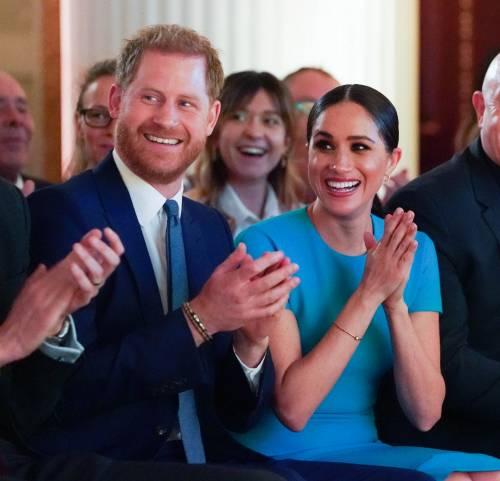 Meghan Markle, la duchessa nel Regno Unito in foto 4