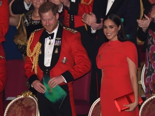 Meghan Markle, la duchessa nel Regno Unito in foto 6