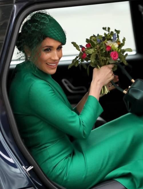 Meghan Markle, la duchessa nel Regno Unito in foto 7