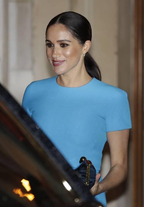 Meghan Markle, la duchessa nel Regno Unito in foto 1