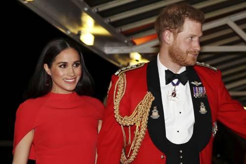 Meghan Markle, la duchessa nel Regno Unito in foto 3