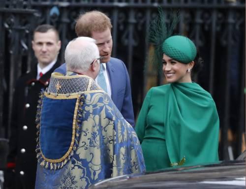 Meghan Markle, la duchessa nel Regno Unito in foto 5