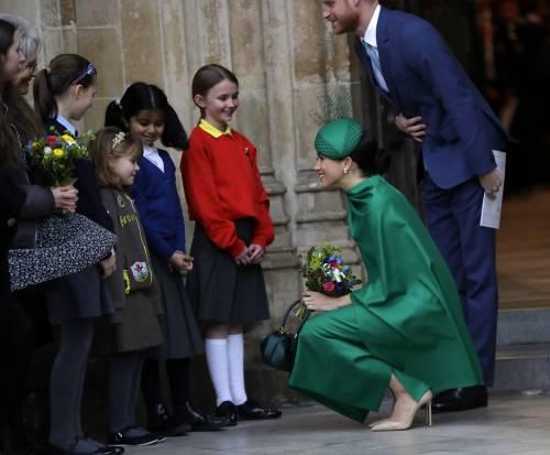 Meghan Markle, la duchessa nel Regno Unito in foto 8