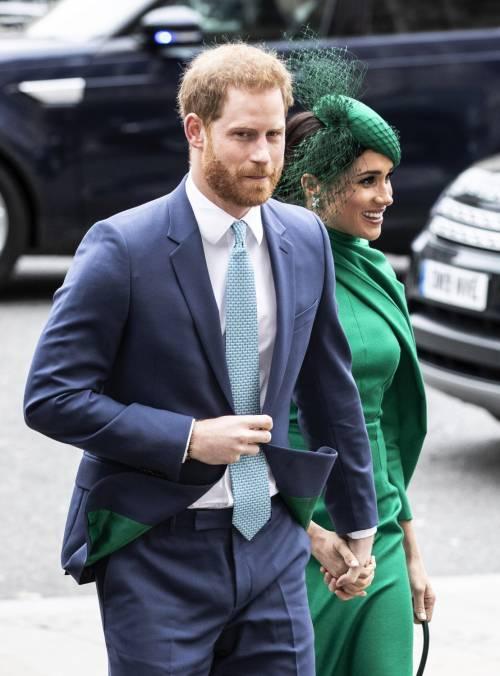 Meghan Markle, la duchessa nel Regno Unito in foto 10