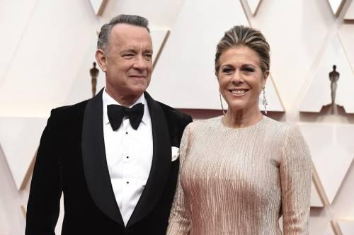 Tom Hanks dona il suo sangue per trovare un vaccino contro il coronavirus. Ha un'idea sul nome