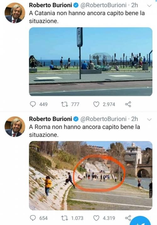 """Coronavirus, l'ordine dei medici di Catania: """"Burioni chieda scusa"""""""