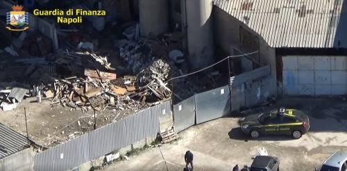 Sversamento illecito di tonnellate di rifiuti: denunciata azienda edile