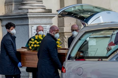 Mascherine e termoscanner: ecco come cambiano i funerali