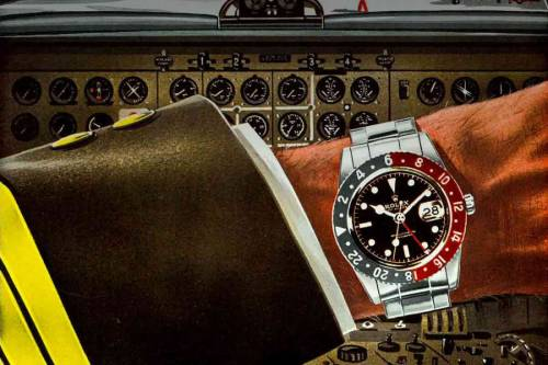 Rolex e una leggenda chiamata GMT-Master